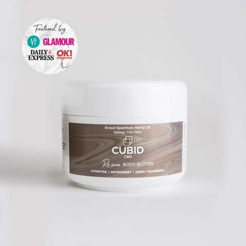 CUBID CBD Re:scue Body Butter