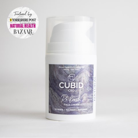 CUBID CBD Re:fresh Face Cream