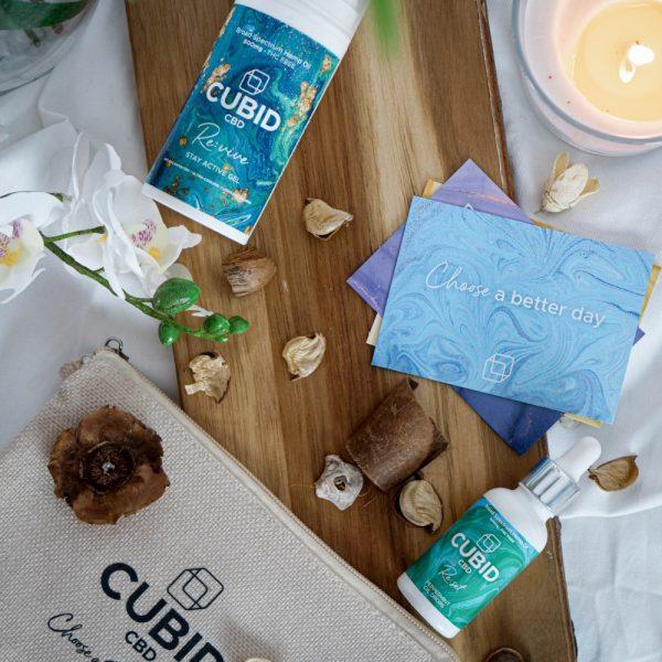 Cubid CBD Stress Kit
